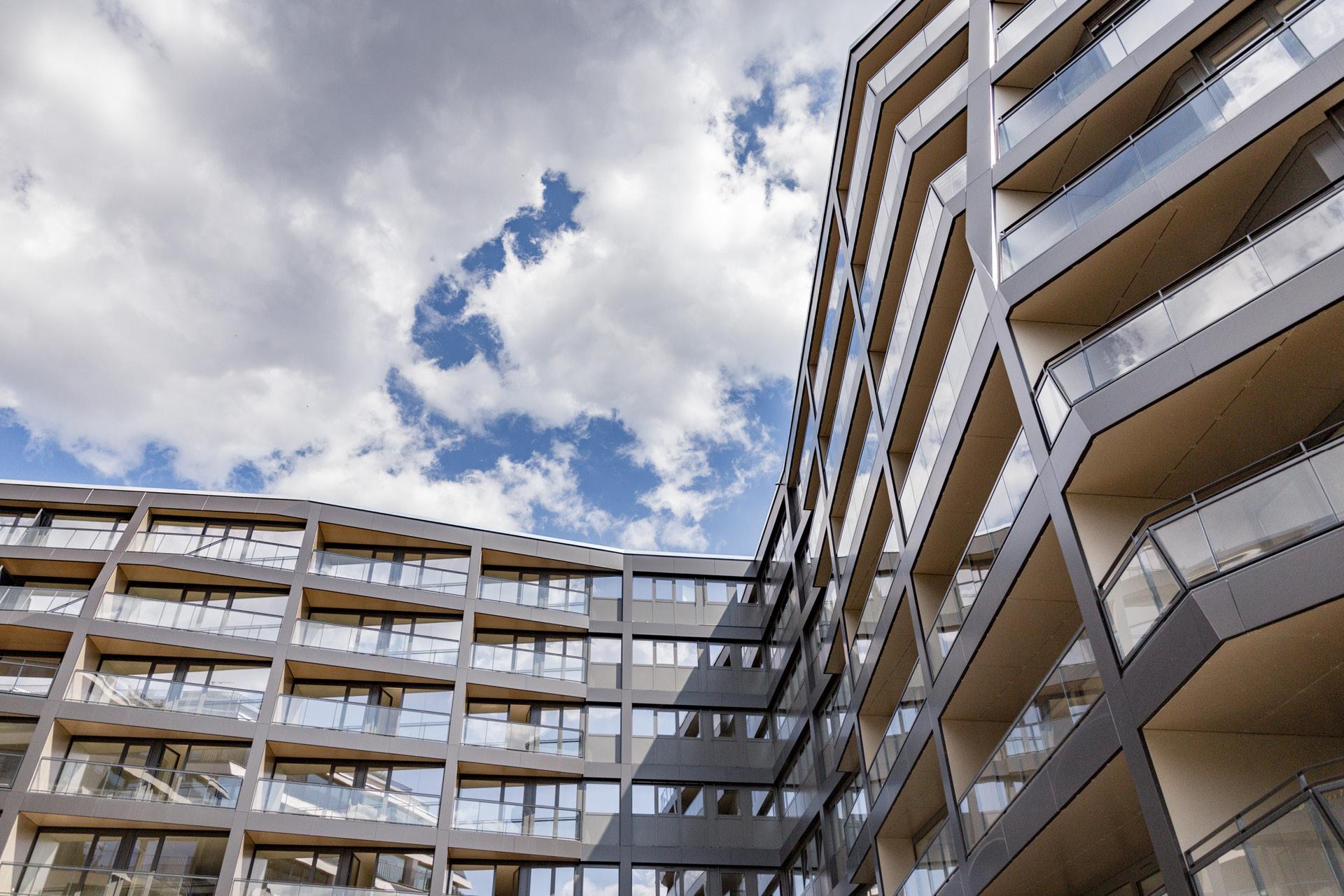 Gebäudekomplex A